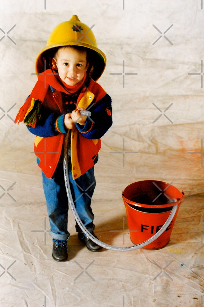 Whatever Happend to all those kids who wanted to be a Fireman when they grew up? by MarkYoung