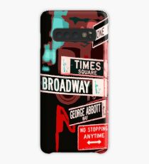 Broadway Street - New York City Case/Skin for Samsung Galaxy