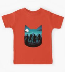 Happy Silhouette Kids Clothes
