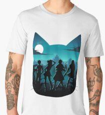 Happy Silhouette Men's Premium T-Shirt