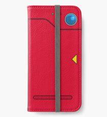 Pokedex iPhone Flip-Case/Hülle/Klebefolie