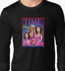 Angels Dolls / Time Tribute Long Sleeve T-Shirt