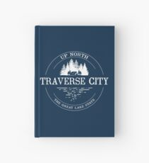 Traverse City Hardcover Journal