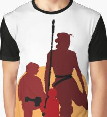 Star Wars Heroes Graphic T-Shirt