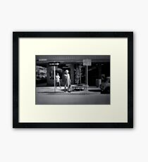 Oz78 Series #37 Framed Print
