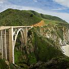 Big Sur Bixby Bridge by Stuart Green