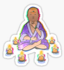 Enlightenment Bobby Sticker