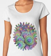Fish Flower Color Women's Premium T-Shirt