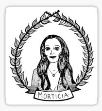 #1 Goth Mom Sticker