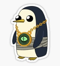Evil Gunther - Adventure Time Sticker