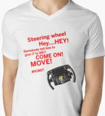 Kimi - Steering Wheel T-Shirt