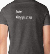 sometimes a photographer just snaps 2 - Redux T-Shirt