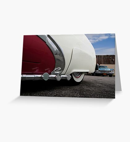 Red, White, and Blue Greeting Card