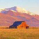 Westcliffe Barn by Eric Glaser