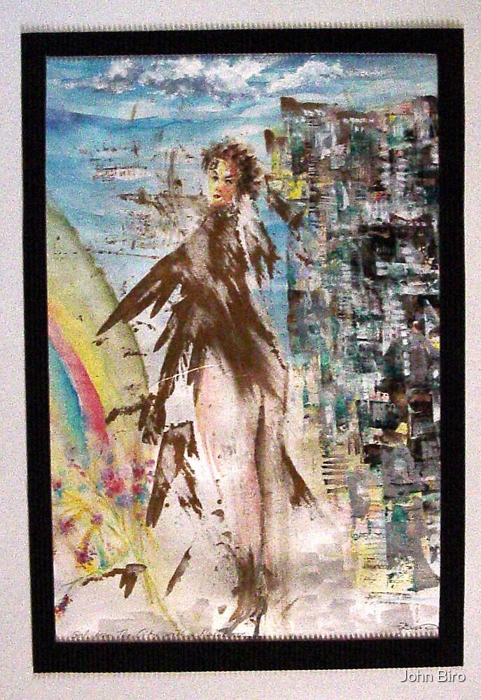 city girl by John Biro