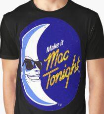 Mac Tonight (Moonman) Graphic T-Shirt