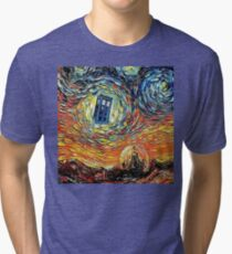 """Doctor Who - """"This Is Galifrey"""" Tri-blend T-Shirt"""