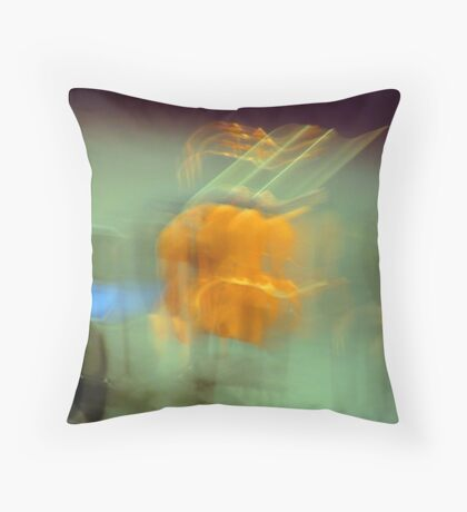 Music . Throw Pillow