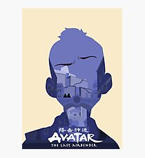 Avatar The Last Airbender - Sokka Photographic Print