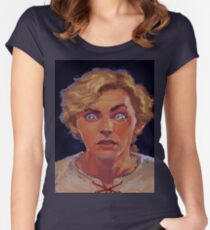 Threepwood  Women's Fitted Scoop T-Shirt