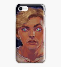 Threepwood  iPhone Case/Skin