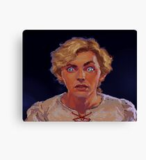 Threepwood  Canvas Print