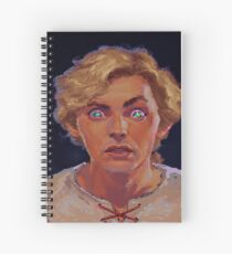 Threepwood  Spiral Notebook