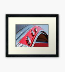 Starliner Framed Print