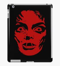 Euro Goth Vampire Woman iPad Case/Skin