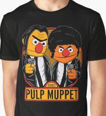 Pulp Muppet Street Graphic T-Shirt