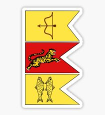 Who are the Tamil Kings? Sticker