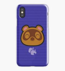TOMMY ANIMAL CROSSING iPhone Case/Skin