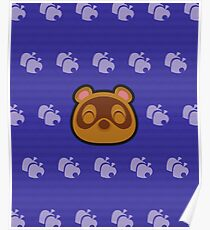 TOMMY ANIMAL CROSSING Poster