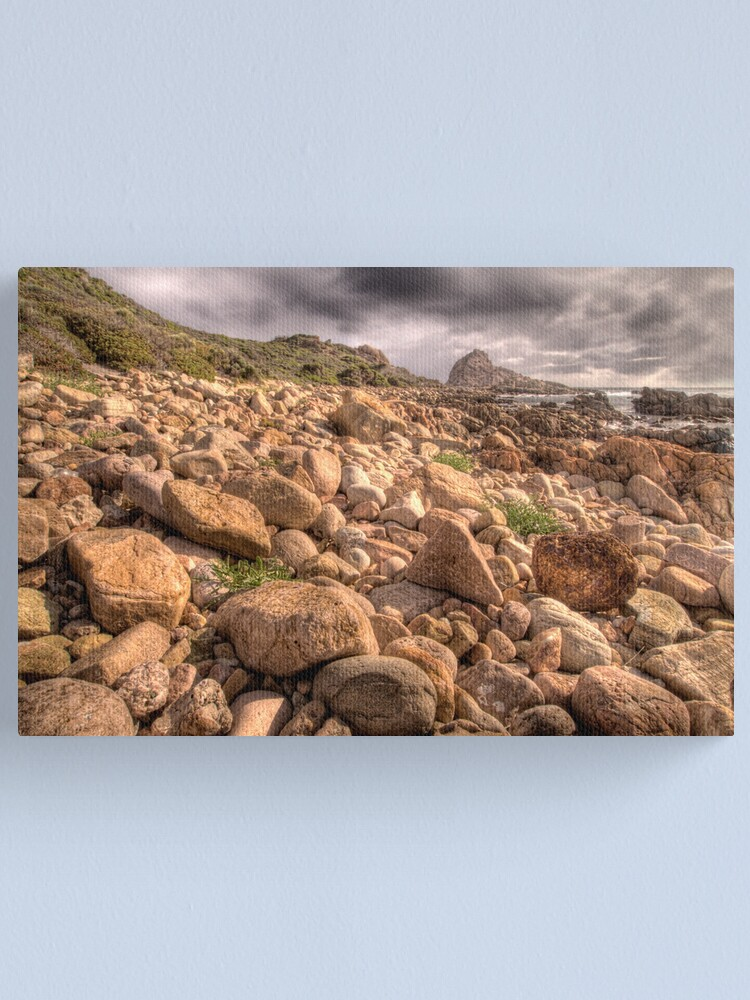 Alternate view of Sugarloaf Rock Canvas Print