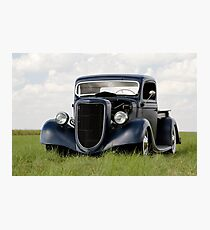 Ford Pickup Photographic Print