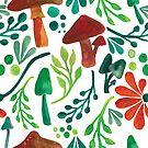Forest Floor by meganleef