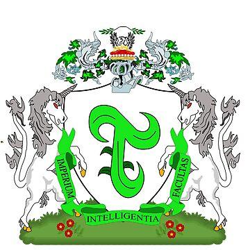 Triplet Coat of Arms by JChapman1729