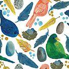 Bird Brained by meganleef