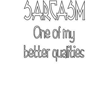 Sarcasm by OrphieG