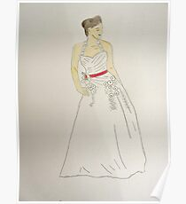 Wedding Dress No 5 Poster