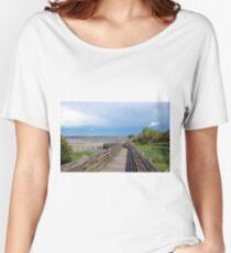 Riverview Park #1 Women's Relaxed Fit T-Shirt