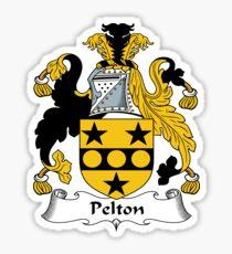 Pelton  Sticker