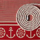 durable rope round spiral  by mrivserg