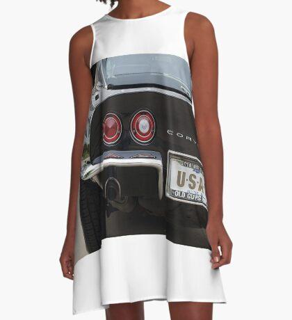 USA-1 A-Line Dress
