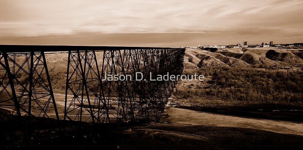 Thus Bridge City by Jason D. Laderoute