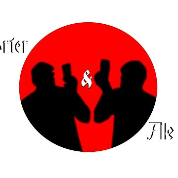 Porter & Ale logo by Grathas