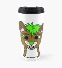 Dog Fursona Travel Mug
