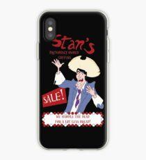Monkey Island - Stan's coffins iPhone Case