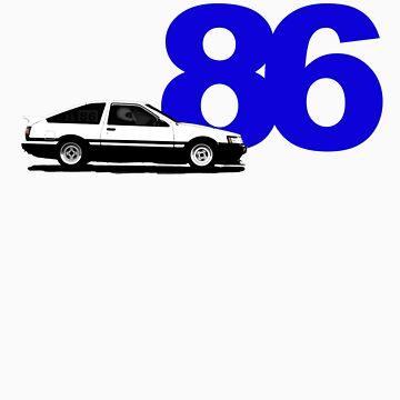 ae86 by dori86