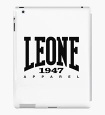 Boxing Leone  iPad Case/Skin